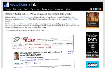 http://www.visualisingdata.com/index.php/2011/10/oreilly-radar-article-why-animated-geospatial-data-works/