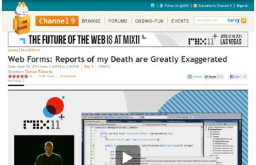 http://channel9.msdn.com/Events/MIX/MIX11/FRM15