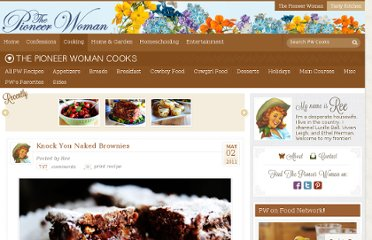 http://thepioneerwoman.com/cooking/2011/05/knock-you-naked-brownies/