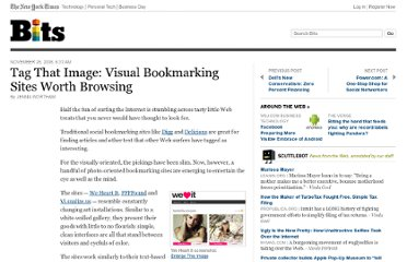 http://bits.blogs.nytimes.com/2008/11/28/tag-that-image-visual-bookmarking-sites-worth-browsing/