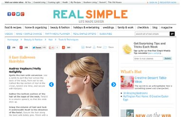 http://www.realsimple.com/beauty-fashion/hair/tools-techniques/halloween-hairstyles-00100000067850/page6.html