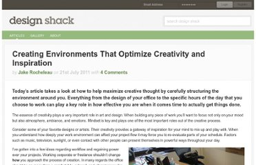 http://designshack.net/articles/business-articles/creating-environments-that-optimize-creativity-and-inspiration/
