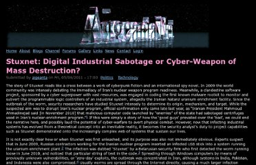 http://www.aigeanta.net/story/2011/05/06/stuxnet-digital-industrial-sabotage-or-cyber-weapon-mass-destruction