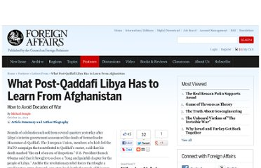 http://m.foreignaffairs.com/features/letters-from/what-post-qaddafi-libya-has-to-learn-from-afghanistan?cid=soc-facebook-snapshots-what_post_qaddafi_libya_has_to_learn_from_afghanistan-102111