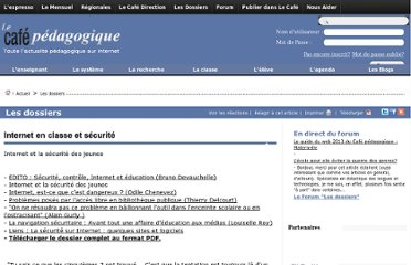 http://www.cafepedagogique.net/lesdossiers/Pages/securite_jarraud.aspx