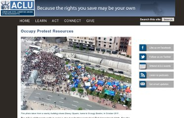 http://www.aclum.org/occupy_resources