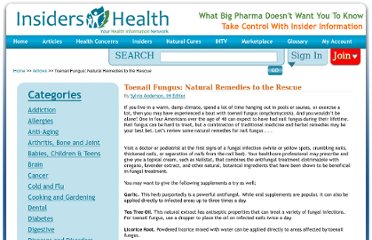 http://www.insidershealth.com/article/toenail_fungus_natural_remedies_to_the_rescue/2157