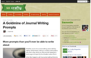 http://www.squidoo.com/journalwritingprompts