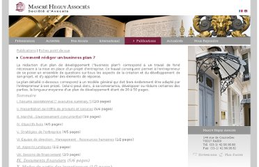 http://www.mascre-heguy.com/htm/fr/publications/avocat_conseil_business_plan_presentation.htm