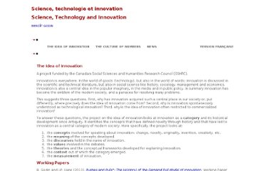 http://www.csiic.ca/innovation.html
