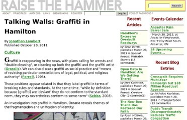 http://www.raisethehammer.org/blog/2313/talking_walls:_graffiti_in_hamilton