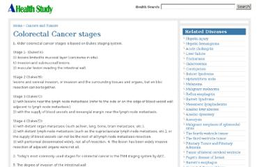 http://www.ahealthstudy.com/diseases/colorectal-cancer-stages
