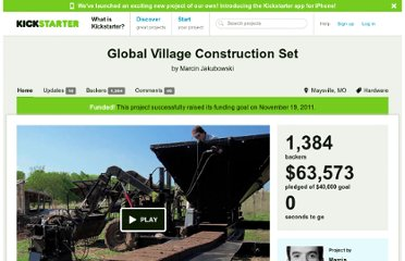 http://www.kickstarter.com/projects/622508883/global-village-construction-set