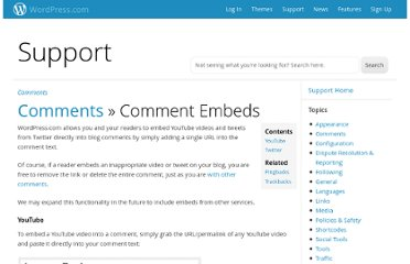 http://en.support.wordpress.com/comments/embeds/