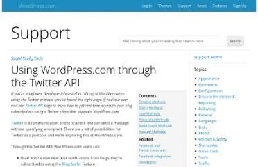 http://en.support.wordpress.com/using-wordpress-com-through-the-twitter-api/