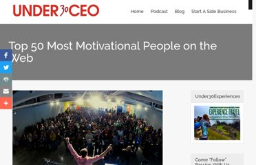 http://under30ceo.com/top-50-most-motivational-people-on-the-web/