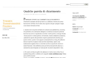 http://towardstransformativepolitics.wordpress.com/2011/10/18/qualche-parola-di-chiarimento/
