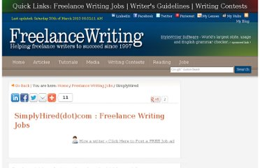 http://www.freelancewriting.com/freelancejobs/simplyhired.php