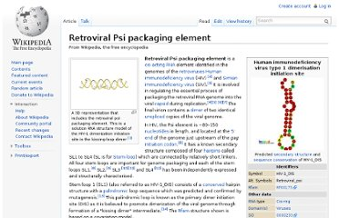 http://en.wikipedia.org/wiki/Retroviral_Psi_packaging_element