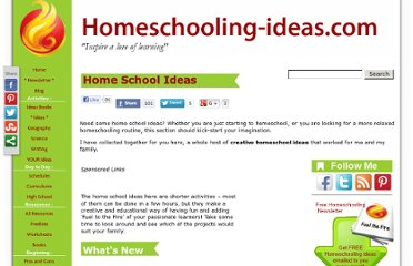 http://www.homeschooling-ideas.com/home-school-ideas.html