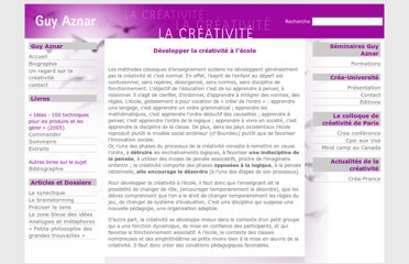 http://www.creativite-conseils.com/modules.php?op=modload&name=News&file=article&sid=52