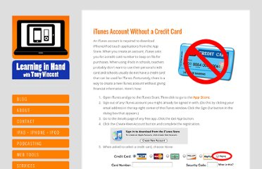 http://learninginhand.com/blog/2009/6/30/itunes-account-without-a-credit-card.html