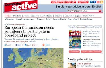 http://www.computeractive.co.uk/ca/news/2112300/european-commission-volunteers-participate-broadband-project