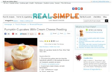 http://www.realsimple.com/food-recipes/browse-all-recipes/pumpkin-cupcakes-with-cream-cheese-frosting-00000000021359/index.html