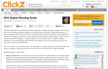 http://www.clickz.com/clickz/column/2117727/2012-digital-planning-guide