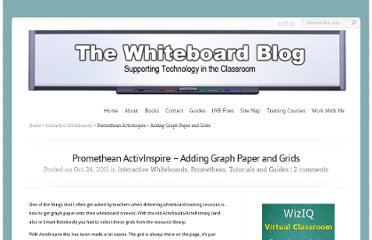 http://www.whiteboardblog.co.uk/2011/10/promethean-activinspire-adding-graph-paper-and-grids/