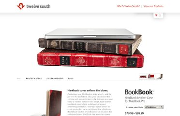 http://twelvesouth.com/products/bookbook/