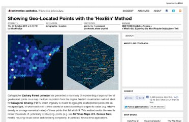 http://infosthetics.com/archives/2011/10/showing_all_walmart_locations_with_the_hexbin_method.html