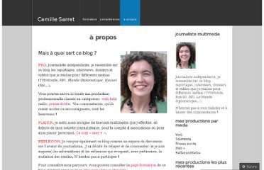 http://camillesarret.com/about/