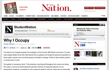 http://www.thenation.com/blog/164142/why-i-occupy