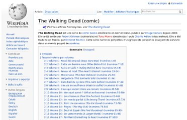 http://fr.wikipedia.org/wiki/The_Walking_Dead_(comic)