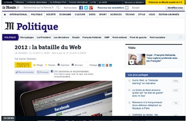 http://www.lemonde.fr/politique/article/2011/10/12/2012-la-bataille-du-web_1586268_823448.html#ens_id=1593189
