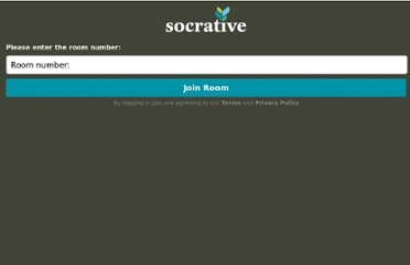 http://m.socrative.com/student/#joinRoom