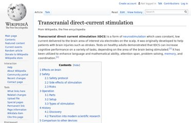 http://en.wikipedia.org/wiki/Transcranial_direct-current_stimulation