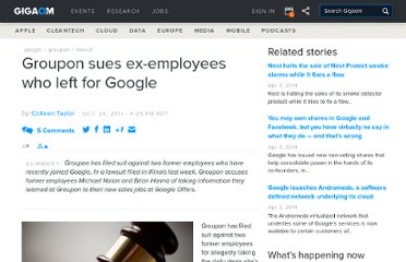 http://gigaom.com/2011/10/24/groupon-google-lawsuit/