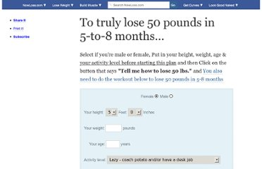 http://www.nowloss.com/how-to-lose-50-pounds-fast-in-5-months.htm
