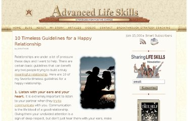 http://advancedlifeskills.com/blog/10-timeless-guidelines-for-a-happy-relationship/