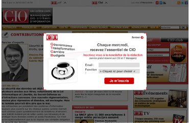 http://www.cio-online.com/contributions/lire-securite-des-donnees%C2%A0-quels-droits-quelles-obligations%C2%A0-463.html