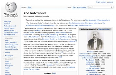 http://en.wikipedia.org/wiki/The_Nutcracker