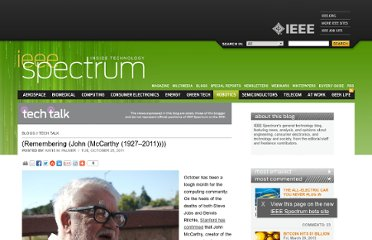 http://spectrum.ieee.org/tech-talk/robotics/artificial-intelligence/remembering-john-mccarthy-1927-2011