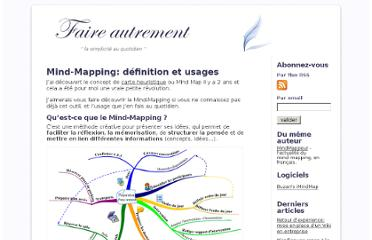 http://faire-autrement.fr/2008/4/13/mind-mapping-definition-et-usages