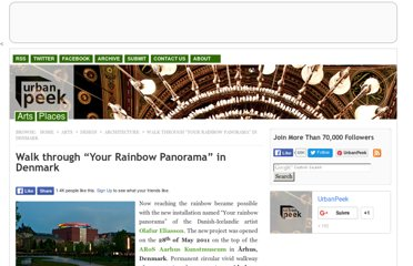 http://urbanpeek.com/2011/09/19/walk-through-your-rainbow-panorama-in-denmark/