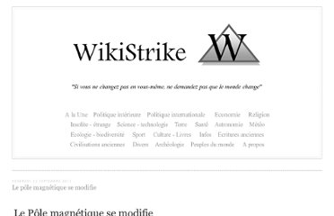 http://www.wikistrike.com/article-le-pole-magnetique-se-modifie-84987864.html