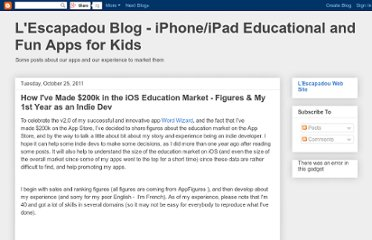 http://blog.lescapadou.com/2011/10/how-ive-made-200000-in-ios-education.html