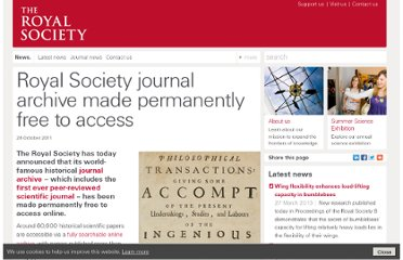 http://royalsociety.org/news/Royal-Society-journal-archive-made-permanently-free-to-access/