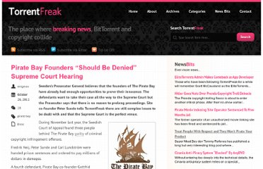 http://torrentfreak.com/pirate-bay-founders-should-be-denied-supreme-court-hearing-111026/